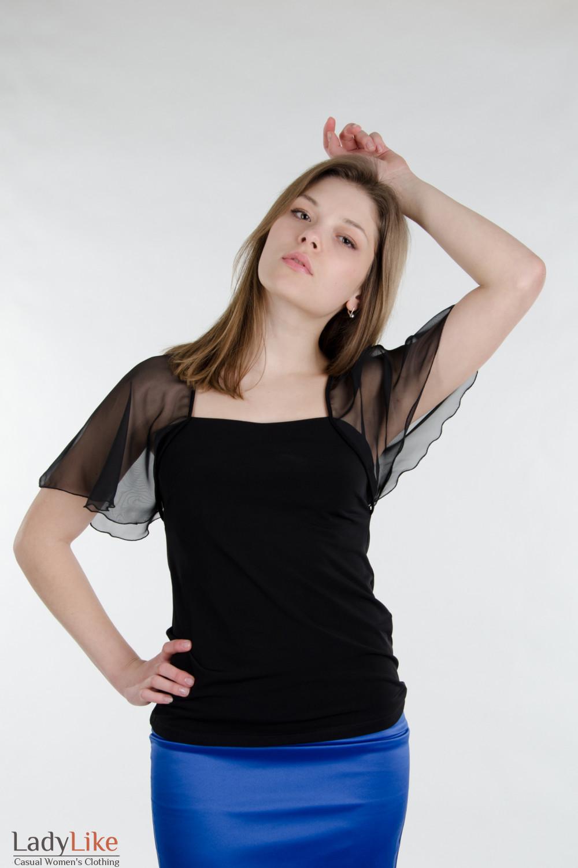 Блузка С Глубоким Вырезом В Санкт Петербурге