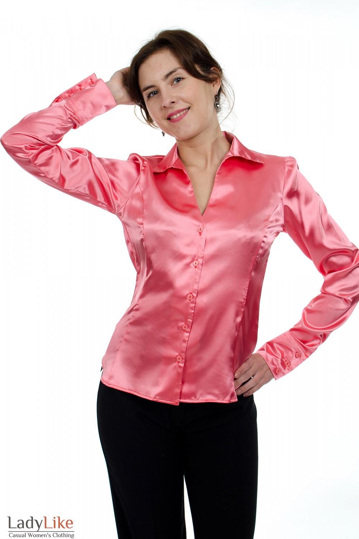 Купить Блузку Классическую Доставка