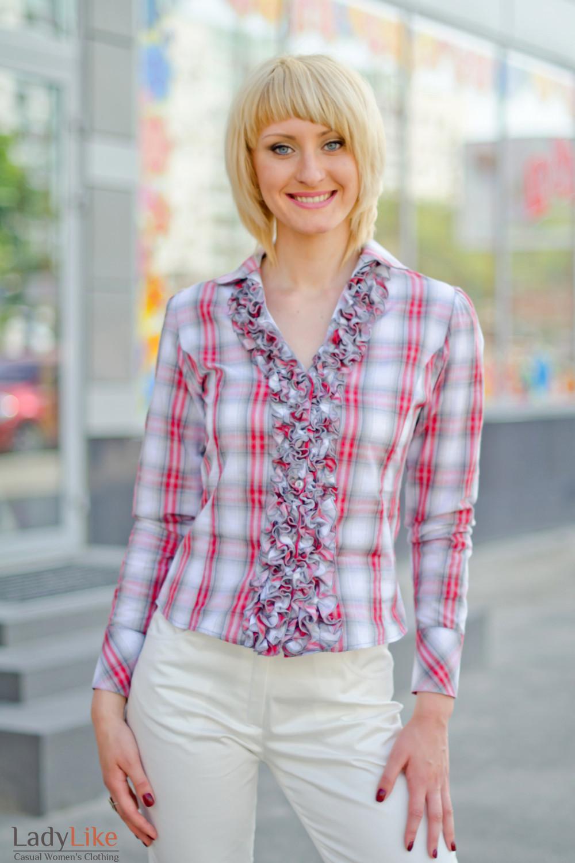 Блузки Для Девушек 2014