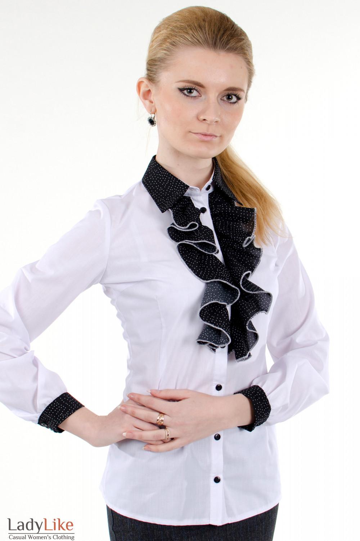 Блузки С Большим Воротником В Красноярске