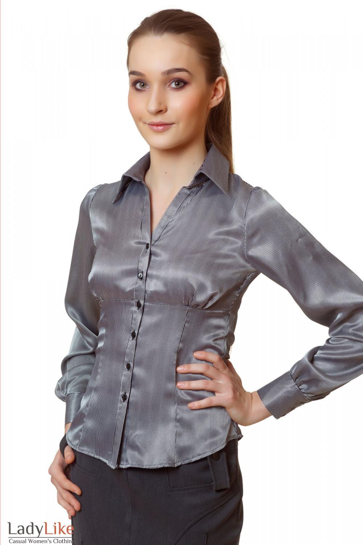 Атласная Блузка Купить В Волгограде