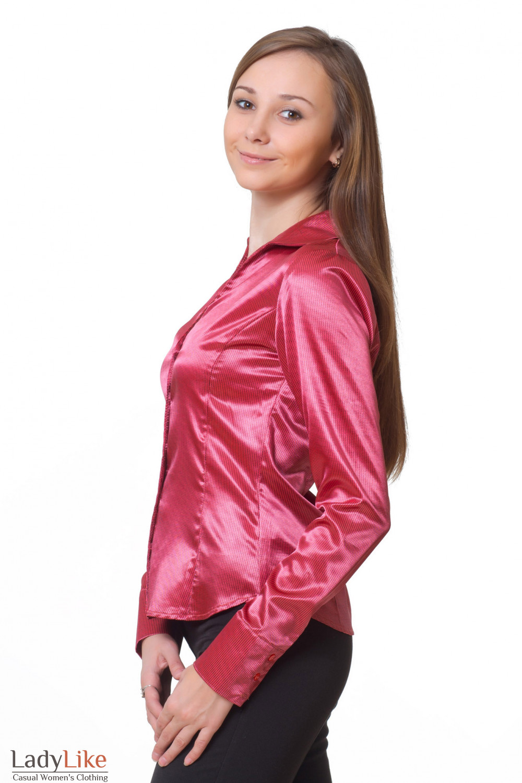 В Интернет Магазине Купить Блузку Атласную