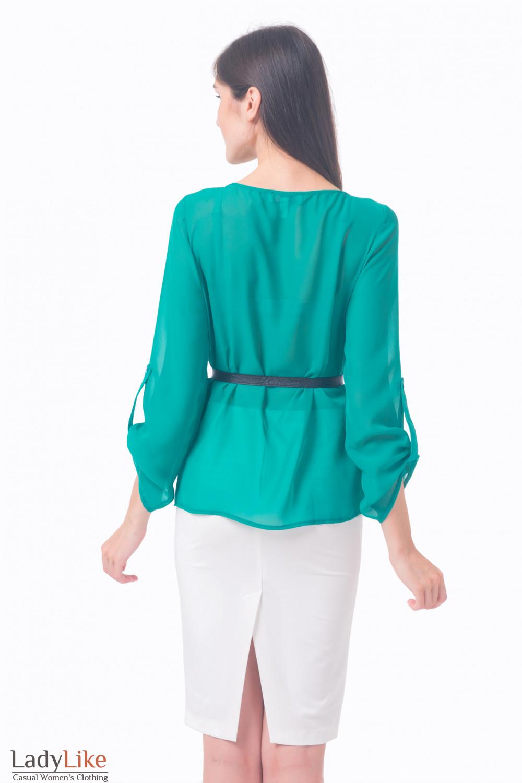 деловая блузка с доставкой
