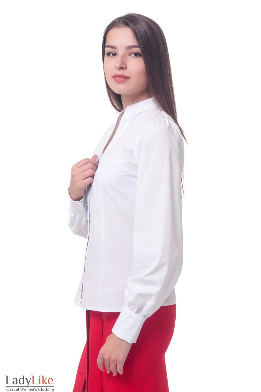 Блузка С Воротником Доставка