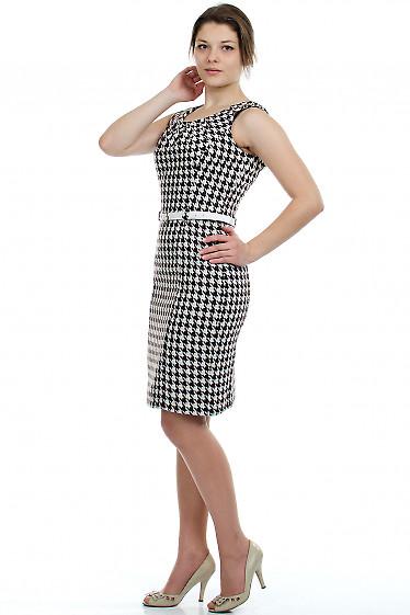 Сарафан классический теплый Деловая женская одежда