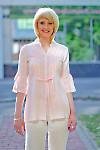 Туника розовая Деловая женская одежда