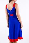 Фото Сарафан из хлопка Деловая женская одежда