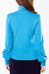 Фото Гольф со стойкой Деловая женская одежда