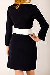 Фото Платье с рукавом Деловая женская одежда