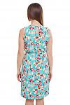 Платье с защипами Деловая женская одежда фото