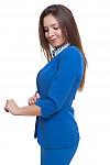 Жакет летний Деловая женская одежда фото