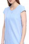 Платье из льна Деловая женская одежда фото